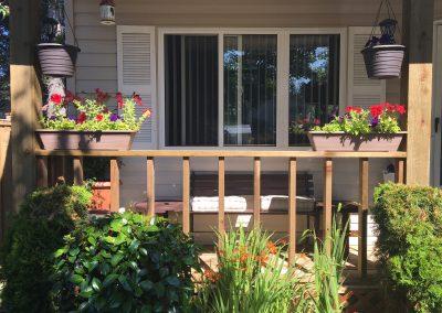 Courtenay Porch